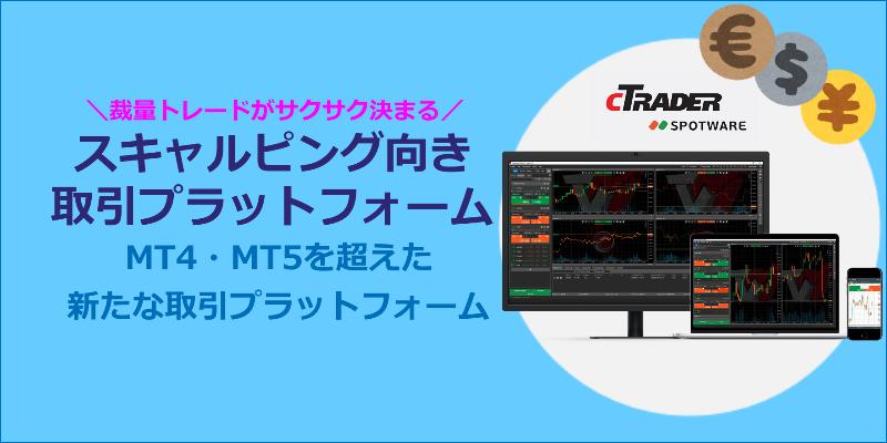 海外FX スキャルピング MT4